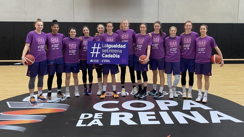 BALONCESTO Valencia Basket Femenino