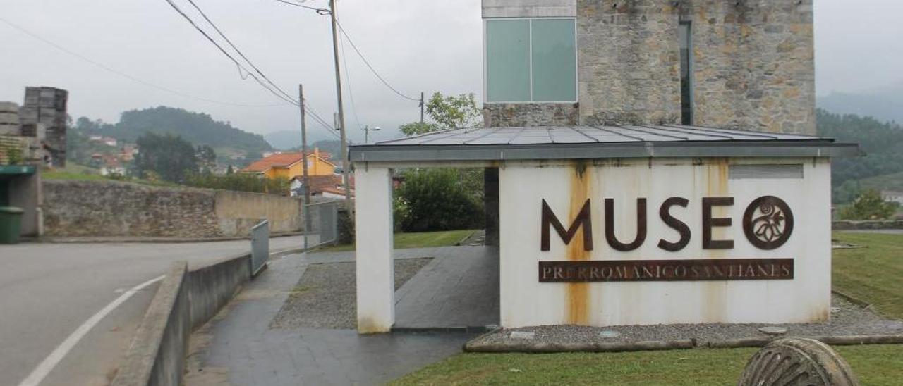 El Museo del Prerrománico de Santianes de Pravia abrirá de nuevo hasta octubre