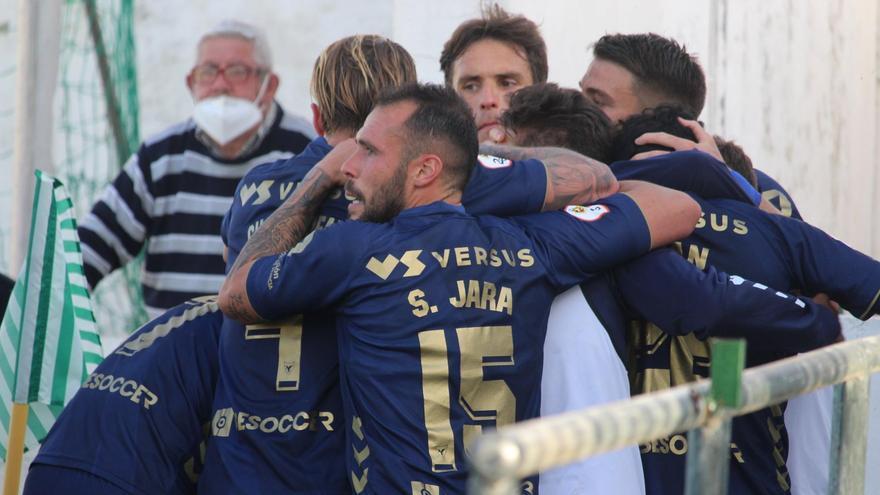 El UCAM Murcia sigue intratable (0-1)