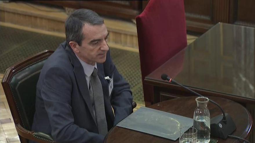 Otro jefe de los Mossos repite que Puigdemont vinculó la secesión a incidentes el 1-O