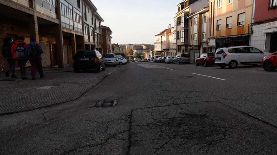La calle El Carmen sufrirá una profunda remodelación y reordenación del tráfico