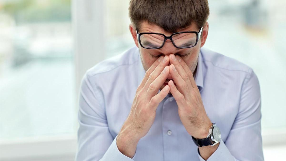 El estrés aumenta el riesgo de rebrote en cáncer de ovario y pulmón.