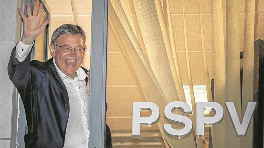 Puig: «La provincia de Castellón estará bien representada en la nueva ejecutiva del PSPV»