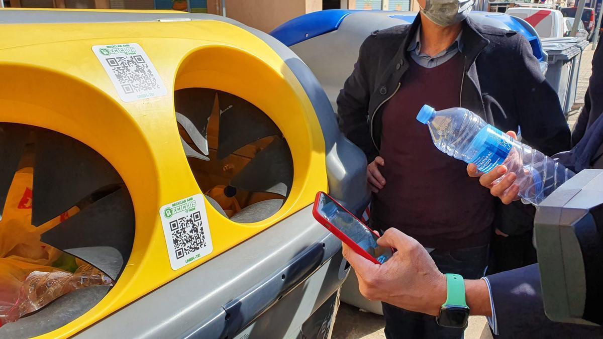 Ecoembes extiende a 43 municipios de todas las CCAA sus sistema de recompensas por reciclar envases Reciclos