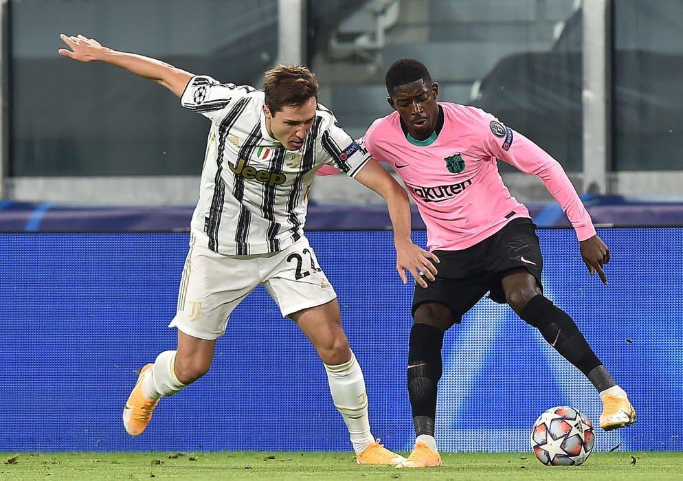 Champions League: Juventus -  FC Barcelona