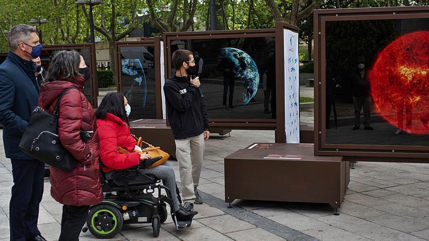 """Exposición """"Otros Mundos"""" en Zamora: un viaje por el espacio"""