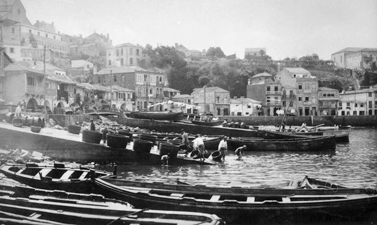 El berbés entre 1920 y 1936