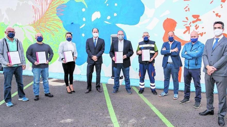 Sagulpa obtiene un certificado de calidad por cumplir las normas Covid