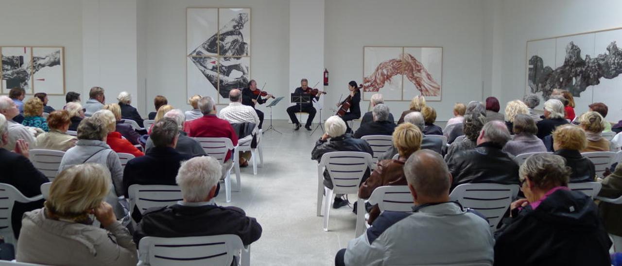 La entidad ha albergado varios conciertos de música en los últimos años.