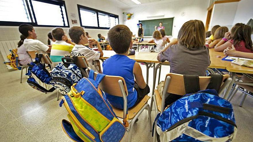 Habilitan 14 nuevas aulas abiertas
