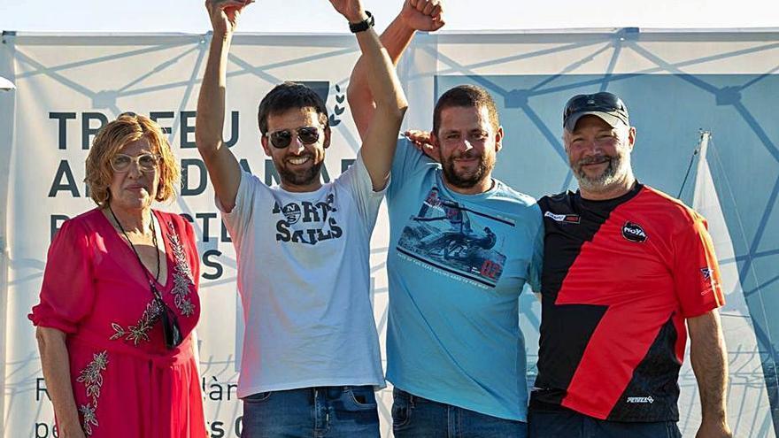 Lampor Rosso se impone en la primera regata Alcudiamar