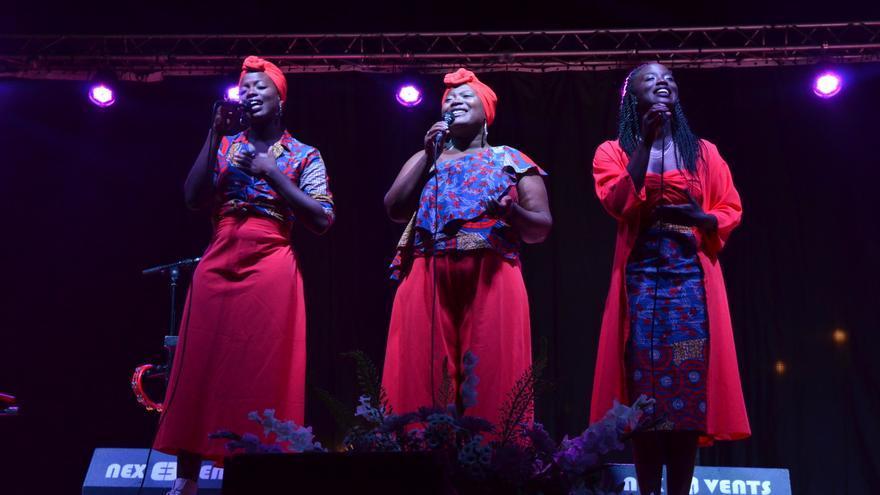 El Orfim viaja al góspel con el trío de voces The Sey Sisters