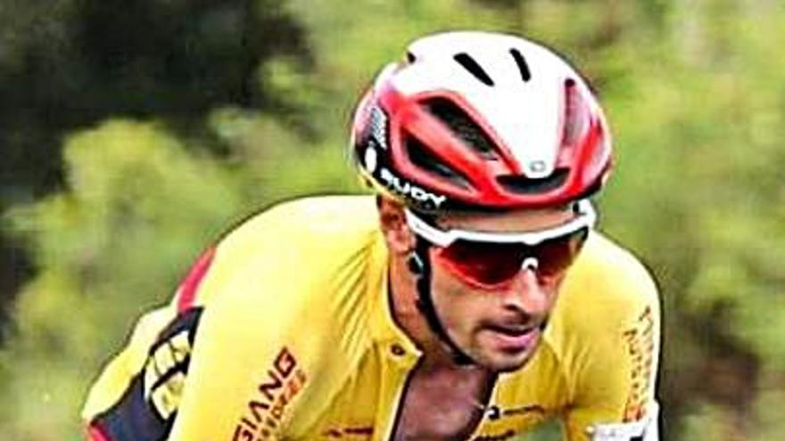 Sardá se despide del liderato de la Vuelta Ciclista a Vietnam pero ganará la montaña