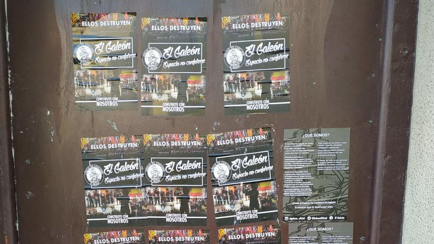 IU denuncia otro ataque neonazi a su sede en Elda