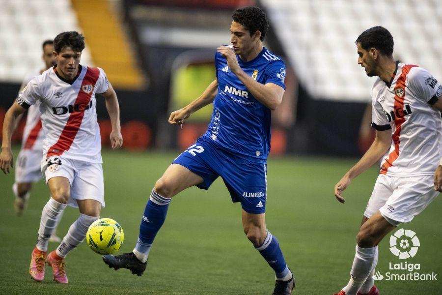 El Rayo-Real Oviedo, en imágenes