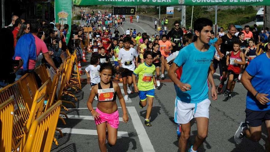 Meaño celebra el segundo Roteiro solidario con entidades sociales
