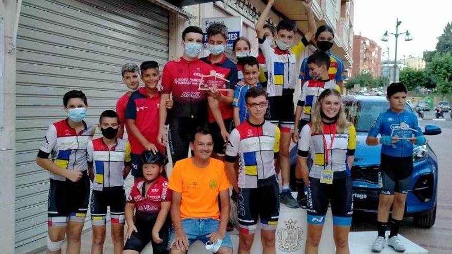 El CC Ontinyent queda tercero en el  I Trofeu Rafa Valls de Cocentaina