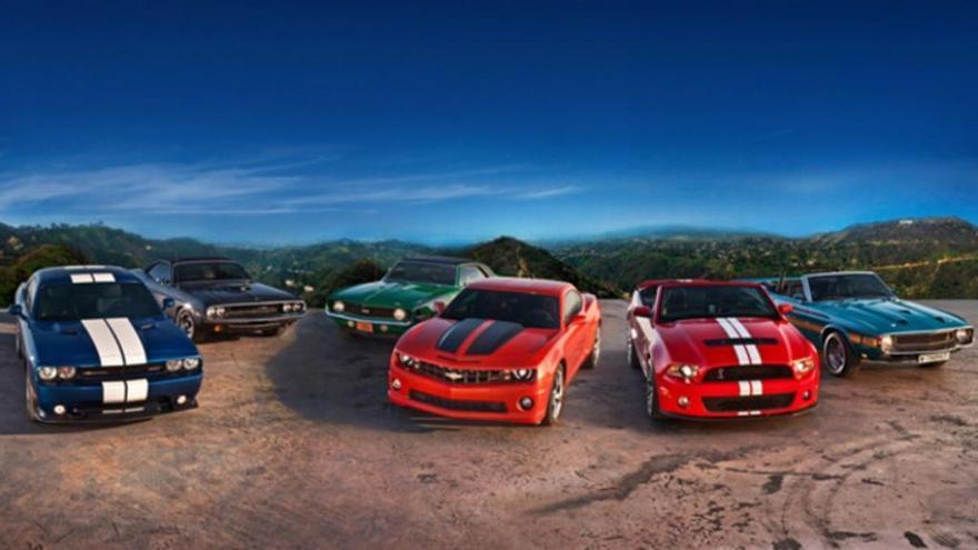 Historia de una rivalidad total: Ford Mustang contra Chevrolet Camaro