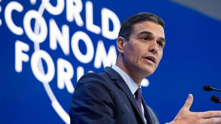 El Foro de Davos se celebrará en el mes de mayo en Singapur por la pandemia