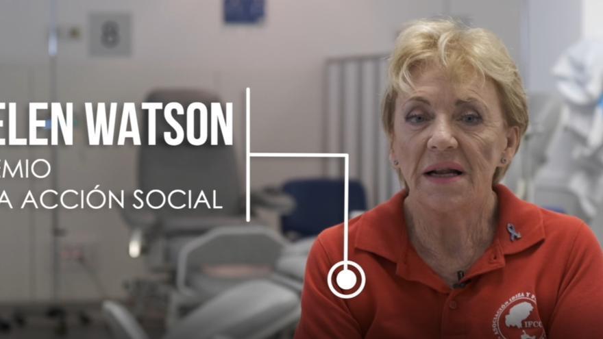 Helen Watson, Premio Diario de Ibiza a la Acción Social