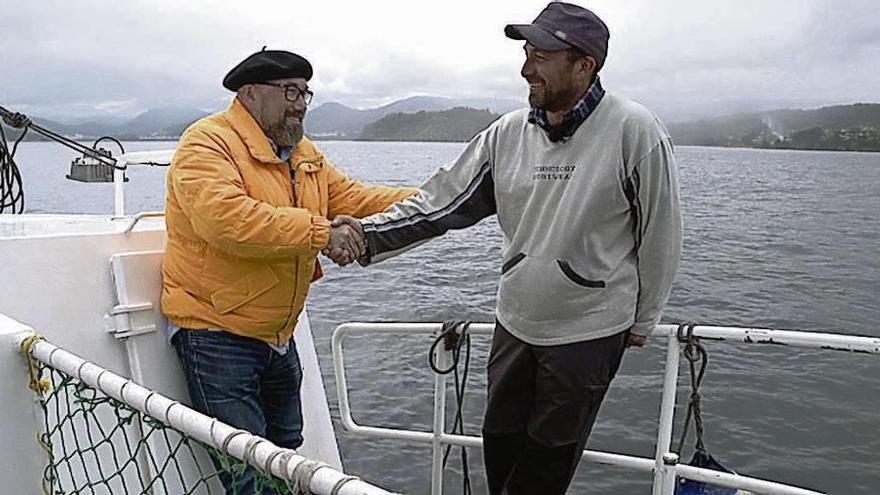 'Pescadores de Historias' se traslada hoy a Celeiro para conocer la pesca de bajura