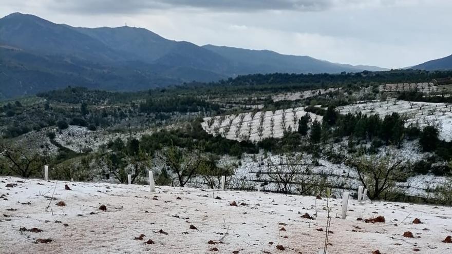 El Pirineo oscense registra las mayores precipitaciones por el temporal