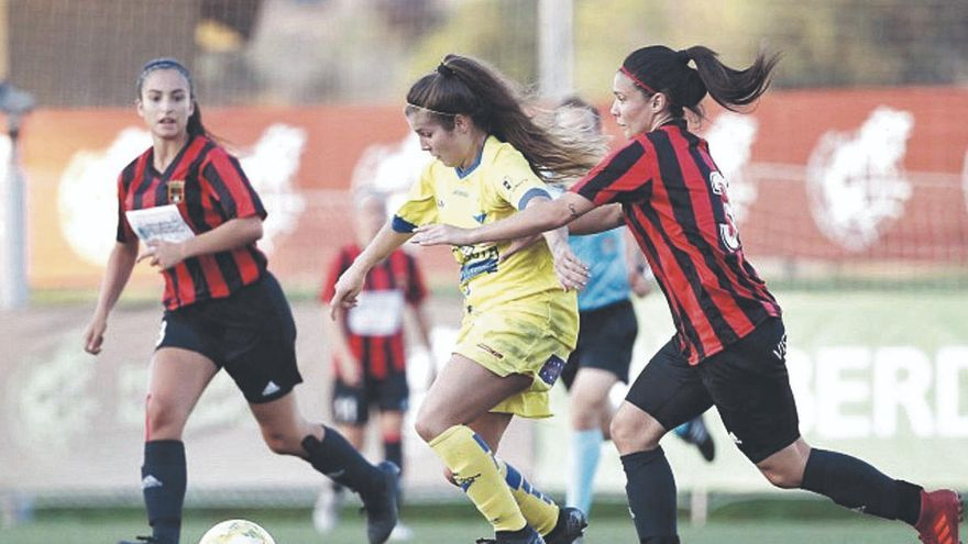Un gol de Gabri deja al Unión Viera sin su sueño frente a La Solana