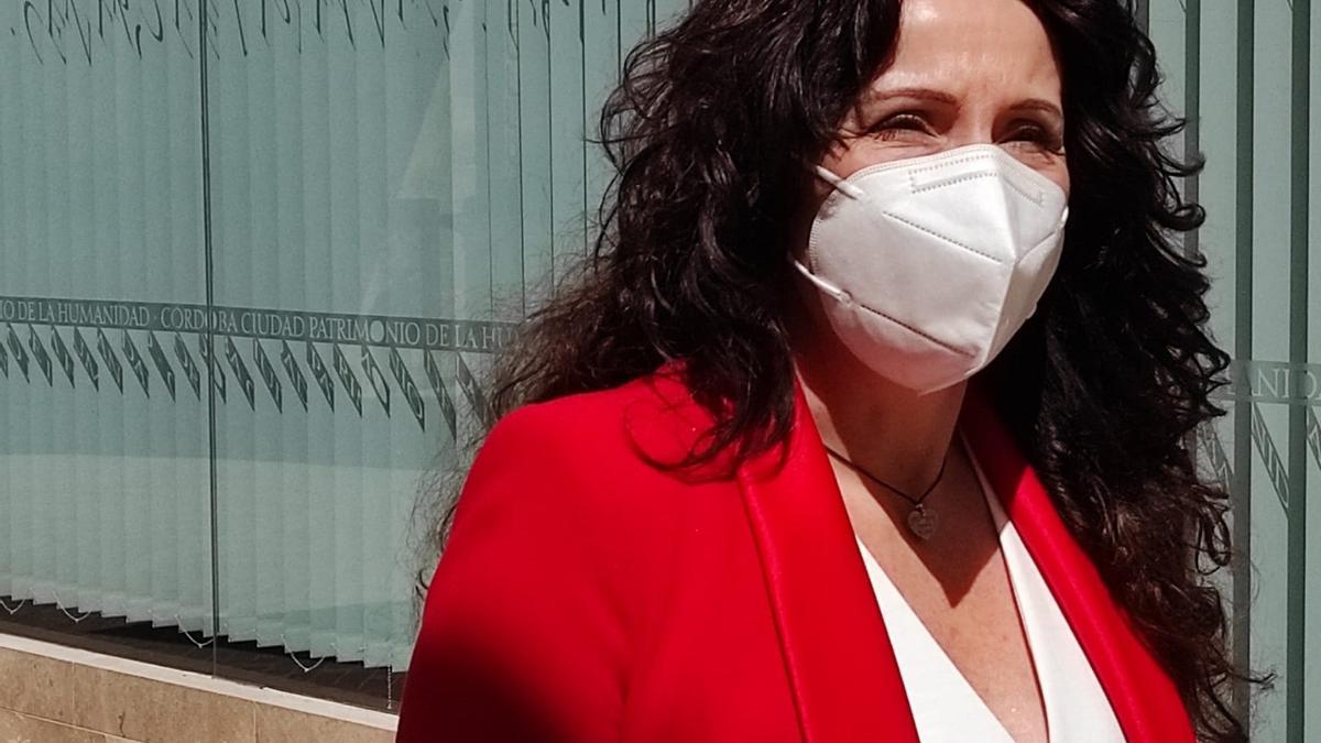 Rocío Ruiz (Cs), en una foto de archivo