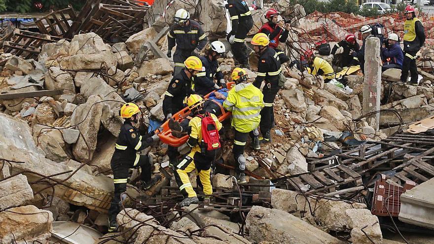 El riesgo de sufrir terremotos afecta a todos los municipios de la Ribera