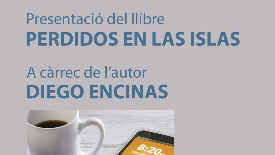 Presentació del llibre: Perdidos en las islas