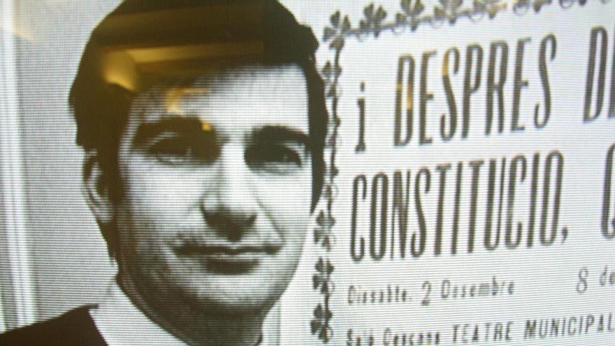 Los socialistas homenajean a Ernest Lluch en el 20 aniversario de su asesinato
