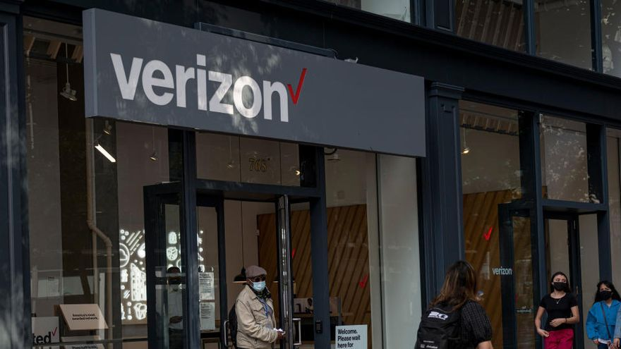 Verizon gana 4.045 millones en el trimestre, un 19,2% más