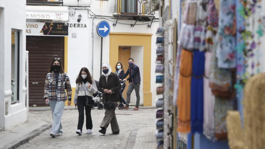 Los comerciantes de la Judería reclaman un plan urgente de ayudas directas