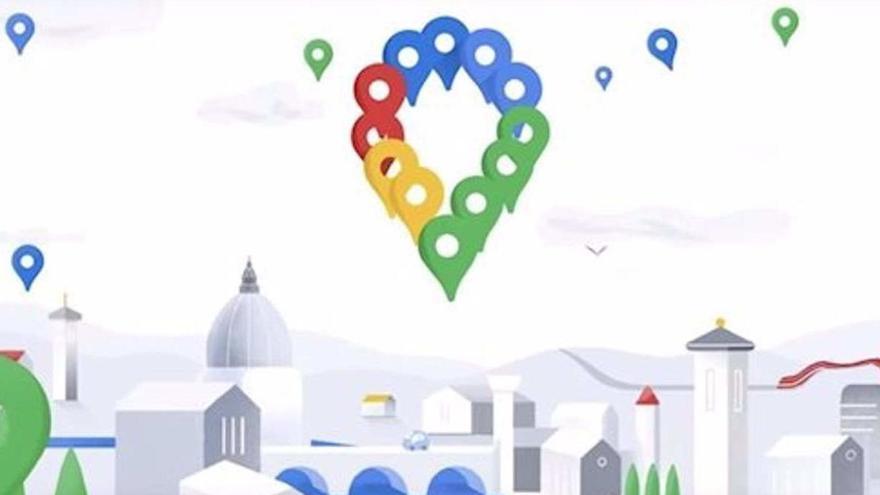 La novedad que llega a Google Maps: pantalla partida en Street View