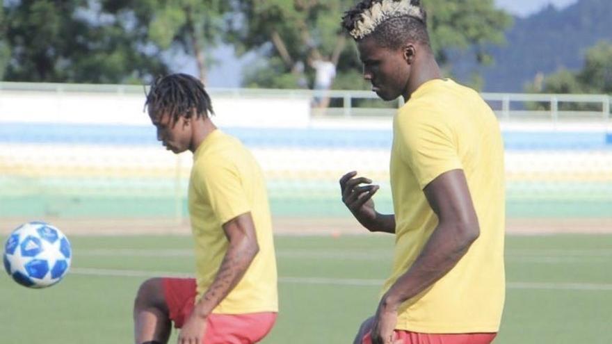 Pacheta perderá a Francis y Sory Kaba en la parte decisiva de la Liga
