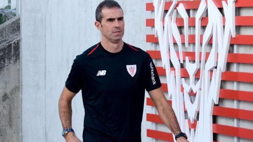 El Girona posarà a prova demà a San Mamés el nou Athletic de Gaizka Garitano
