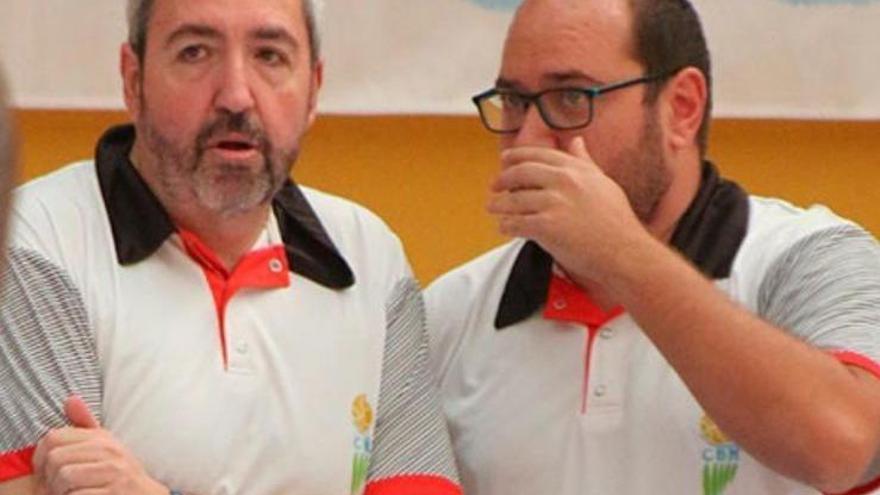 Antonio Navas, nuevo entrenador del CBE Ciudad de Córdoba