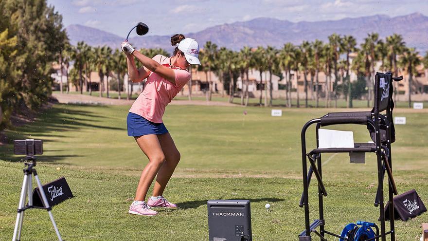 Martina Navarro, la joven promesa del golf que se hace realidad
