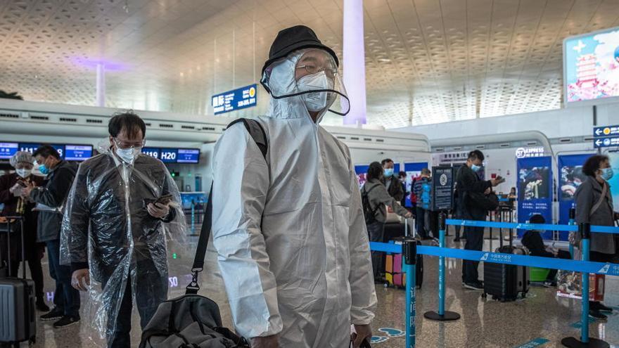China permitirá la vuelta de europeos de 36 países con permiso de residencia