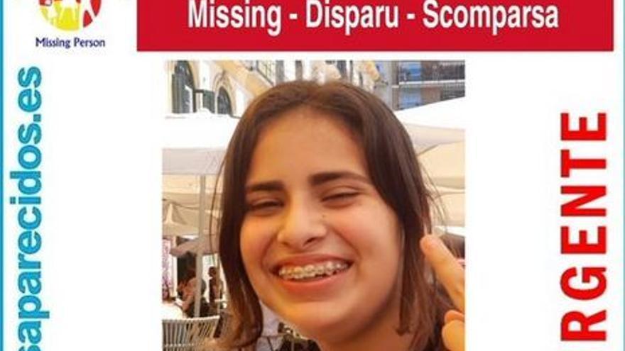 Buscan a una chica de 15 años desaparecida en Marbella