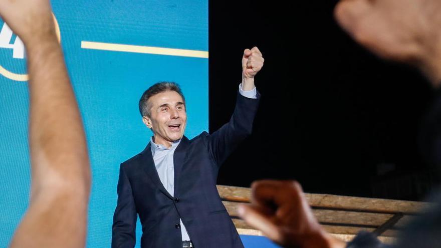 Los sondeos apuntan a una victoria del partido Sueño Georgiano