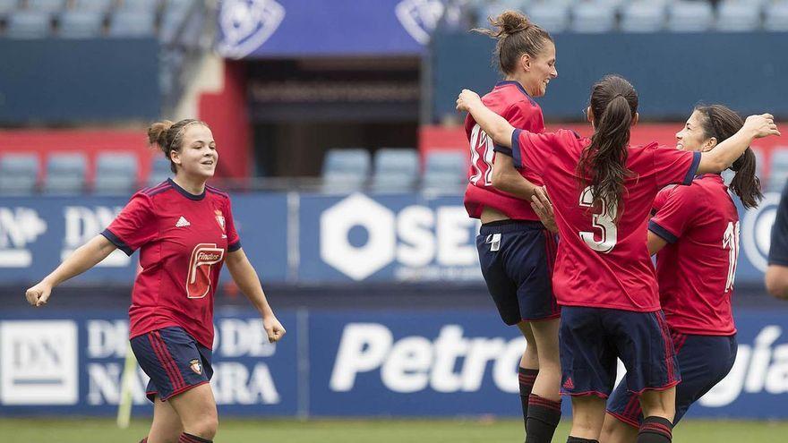 La Policía identifica a los aficionados, menores de edad, que insultaron a jugadoras de Osasuna B
