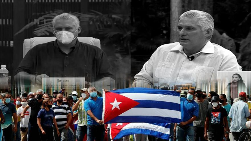 Las contradicciones del gobierno cubano ante la crisis social del país