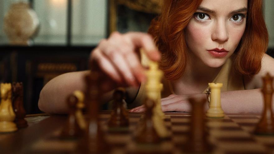 'Gambito de dama', 'WandaVision' y 'The Mandalorian' triunfan en los Creative Emmy Awards
