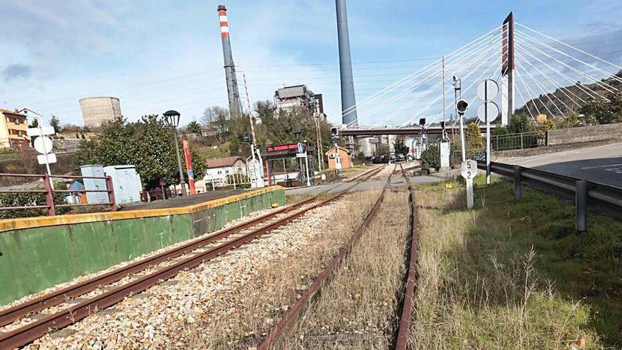 Rechazan desmantelar la vía férrea entre Baíña y Trubia, como pide ANA