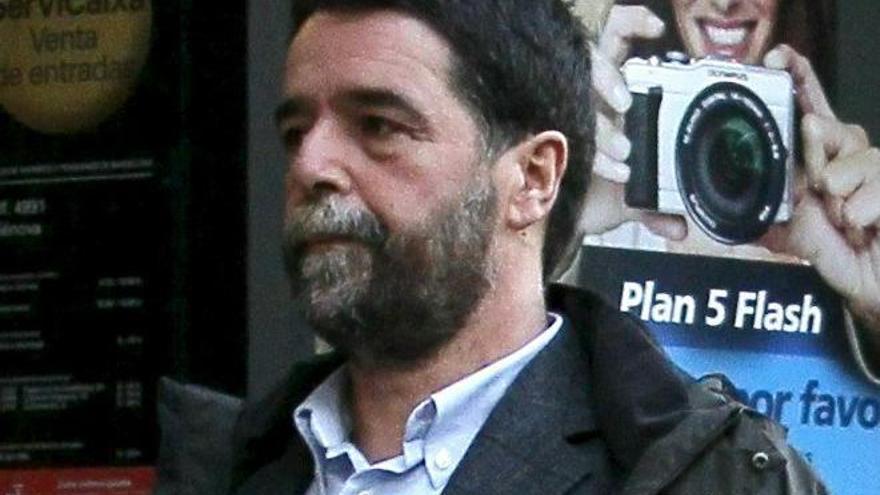 Expulsan de Francia al político de Sortu Joseba Álvarez