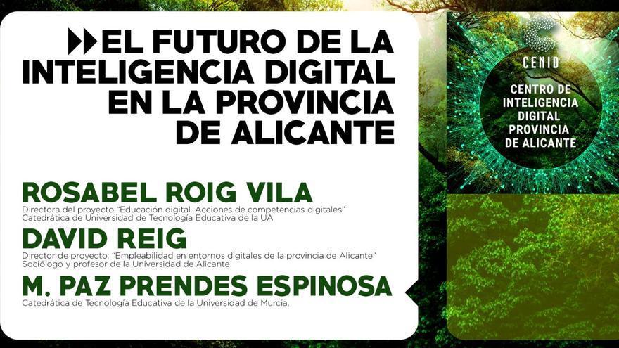 Encuentro sobre transformación digital: CENID analiza el valor de las competencias digitales