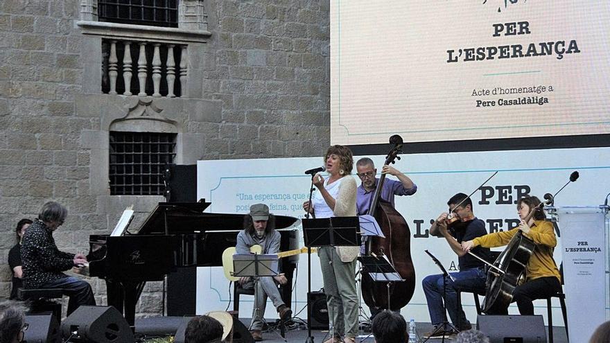 Barcelona recorda la figura i el pensament de Pere Casaldàliga
