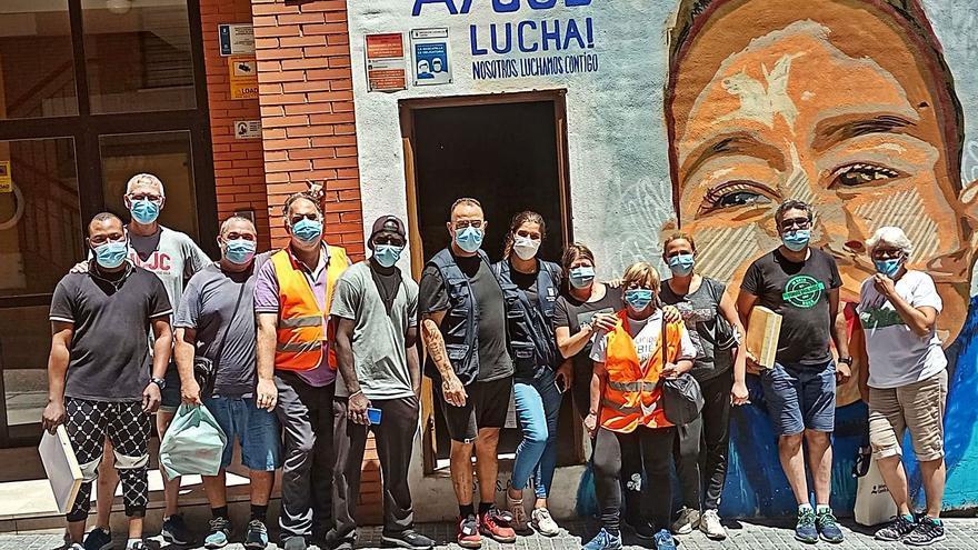 La solidaridad malagueña tendrá su propio documental