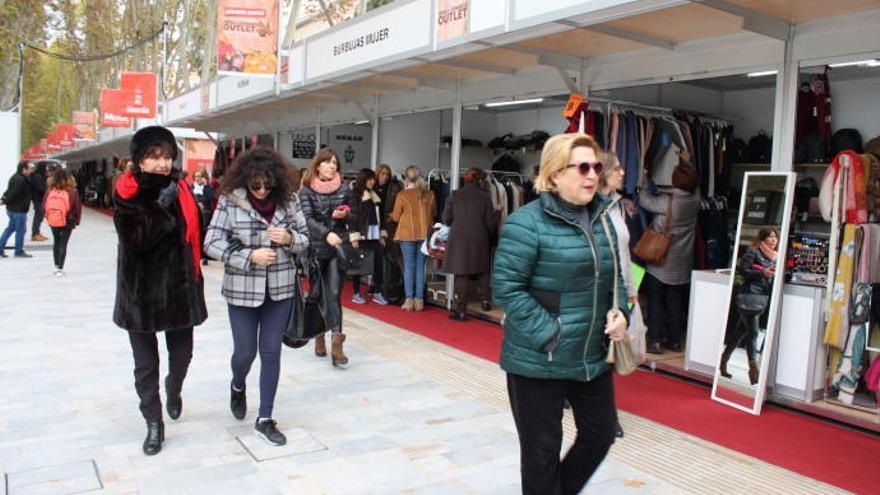 Todas las tiendas que encontrarás en La Feria Outlet de Murcia